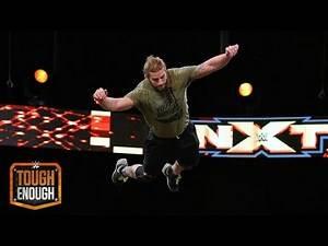 Tanner auf der Suche nach einem Finisher: WWE Tough Enough – 18. August 2015