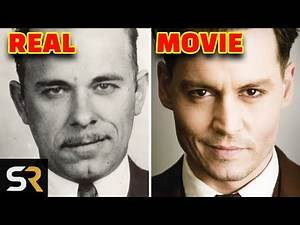 The True Story Behind The Movie Public Enemies