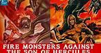 Fire Monsters Against the Son of Hercules (1962)   Full Movie   Reg Lewis, Margaret Lee