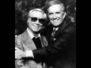 George Jones (The greatest country singer of all time!)