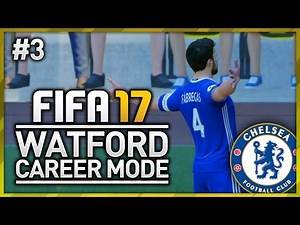 WATFORD CAREER MODE - EPISODE #3 (FIFA 17)