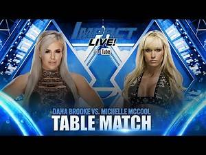 Michelle McCool vs. Dana Brooke Match | IMPACT LIVE October 22, 2020 Part 2