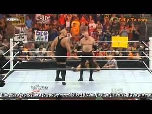 WWE RAW - 5.9.11 Mason Ryan vs Kane / Dolph Ziggler vs Santino Marella