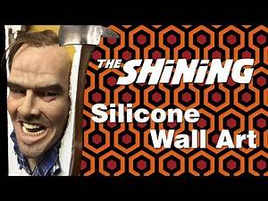 Silicone Wall Art from THE SHINING