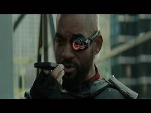 Deadshot Introduction Scene - Suicide Squad