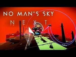 No Man's Sky: NEXT [78] Pink Shark Ship