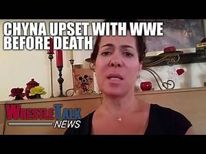 Chyna Upset With WWE Before Death, Backstage Reaction To Adam Rose | WrestleTalk News