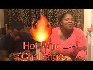 Hot Wing Challenge pt 2 (EXTREMELY HILARIOUS) ft Viper