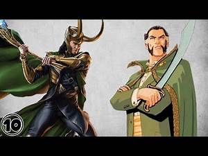 Top 10 Super Villains Who Can't Die – Part 2