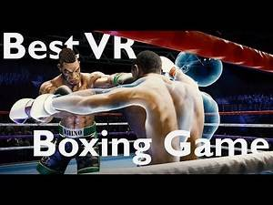 Creed: Rise to Glory Could Be VR's Best Boxing Game