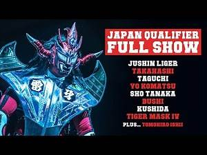 Japan Qualifier: Pro Wrestling World Cup - Full Show