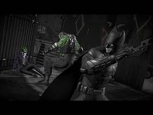 Batman: The Enemy Within Shadows Edition - Batman and The Joker VS Bane