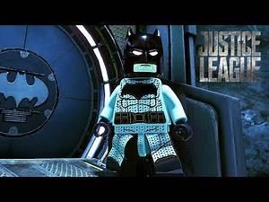 LEGO DC Super Villains Batman (Movie) Free Roam Gameplay (DC Movies Character Pack)