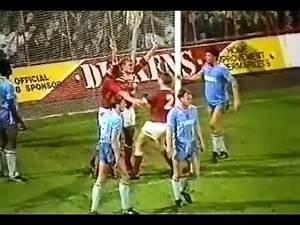 Middlesbrough v Sunderland 1987-88 LC R1 2L