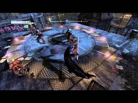 Batman: Arkham City - Watcher in the Wings Side Mission (Azrael) - Mystery Stalker Achievement