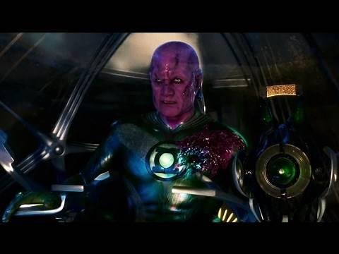 Abin Sur vs Parallax | Green Lantern Extended cut