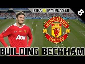 FIFA 16 MY PLAYER | BUILDING BECKHAM | EP. 8 | 'THE LEGEND IS BACK'