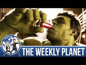Most Blatant Movie Product Placement - The Weekly Planet Podcast