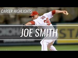 Joe Smith - Indians/Angels - Career Highlight Mix HD