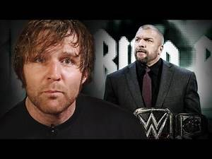 Dean Ambrose exposes Triple H's weakness: March 9, 2016