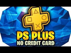 FREE PS PLUS NO CREDIT CARD REQUIRED! UNLIMITED FREE PLAYSTATION PLUS FOR LIFE! February 2020
