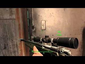 Fallout 4 Hot Rod Flames Paint Job Location!!