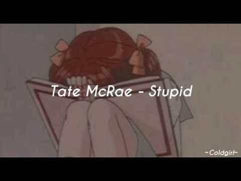 Tate McRae - Stupid (Traducida Al Español)