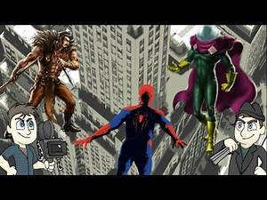 Who Should Be The Next Spider-Man Movie Villain?
