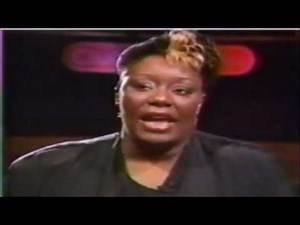 """Loleatta Holloway about """"Ride on Time"""" and uncredited vocals"""