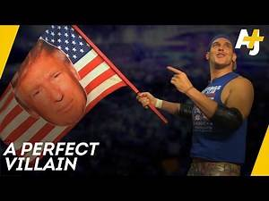 Meet Mexico's Most Hated Wrestler: An American Trump Supporter | AJ+