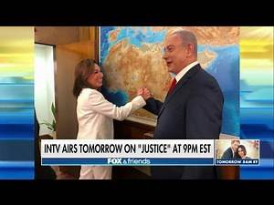 Fox Host Plays Footsies With Netanyahu In Softest Interview Ever