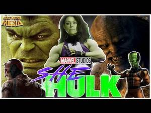 Everything We Know About She-Hulk Breakdown!   MCU 2022