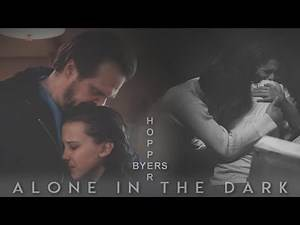 The Hoppers The Byers || alone in the dark. [ft. Maja]