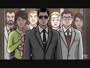 Archer Characters
