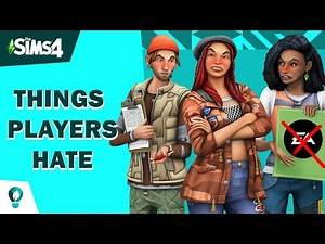Things that Sims Players Hate