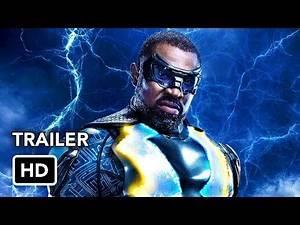 Black Lightning Comic-Con Trailer (HD)
