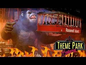 The Theme Park History of Kongfrontation (Universal Studios Florida)