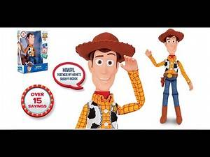 Toy Story 25th Anniversary Sheriff Woody Talking Action Figure Review