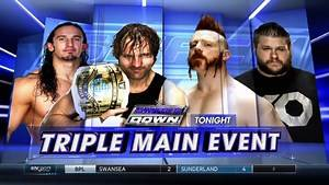 WWE Smackdown 1/14/2016 – 14th January 2016 – 14/1/2016 Full Show Part 1