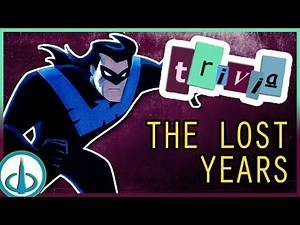 "COMIC vs CARTOON - ""Batman Adventures: the Lost Years"" 
