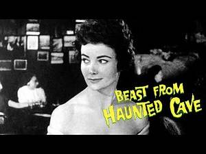 Beast From Haunted Cave (1959) | Full Movie | Michael Forest | Sheila Noonan