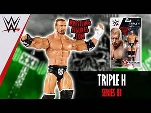 WWE FIGURE INSIDER: Triple H - WWE Series 83