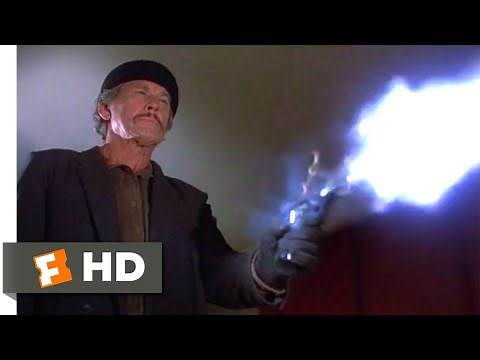 Death Wish II (1982) - You Believe in Jesus? Scene (5/12) | Movieclips