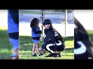 BLAC CHYNA IS UPSET WITH KYLIE JENNER FOR TAKING DAUGHTER DREAM ON KOBE BRYANT'S HELICOPTER