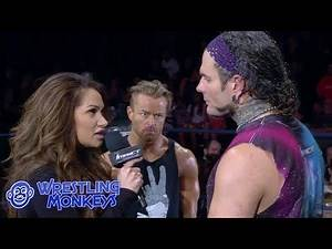 Reby Hardy Calls Out Jeff Hardy!