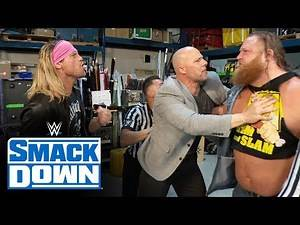 Dolph Ziggler offers a WrestleMania showdown to an incensed Otis: SmackDown, March 27, 2020