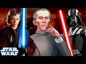 What Tarkin Was Told Happened to Anakin Skywalker and Why He REFUSED to Believe It (Legends)
