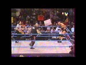 WCW Nitro - Goldberg VS Bam Bam Bigelow - VF