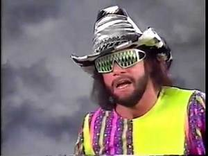 Macho Man Randy Savage Promo on Battle Royal (03-14-1992)