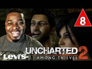 Uncharted 2 Gameplay Walkthrough Part 8 - The City's Secret - Lets Play Uncharted 4